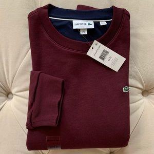 Lacoste Fleece Sweater